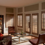 shutters in office